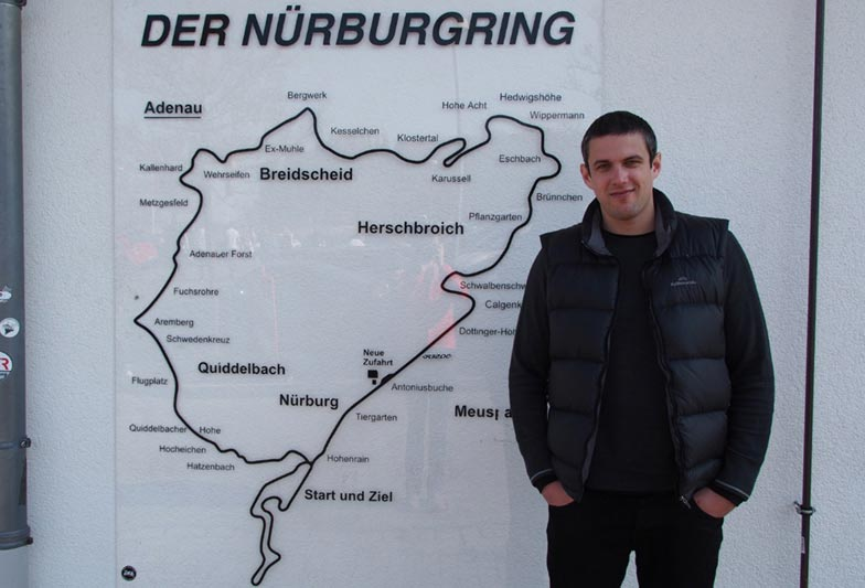 The Nürburgring is big.
